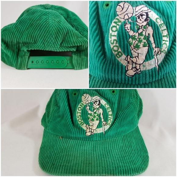 e05fc6cd9f0 Vintage Basketball NBA Boston Celtics Corduroy. M 5bf35bcd4ab633f1145a0583
